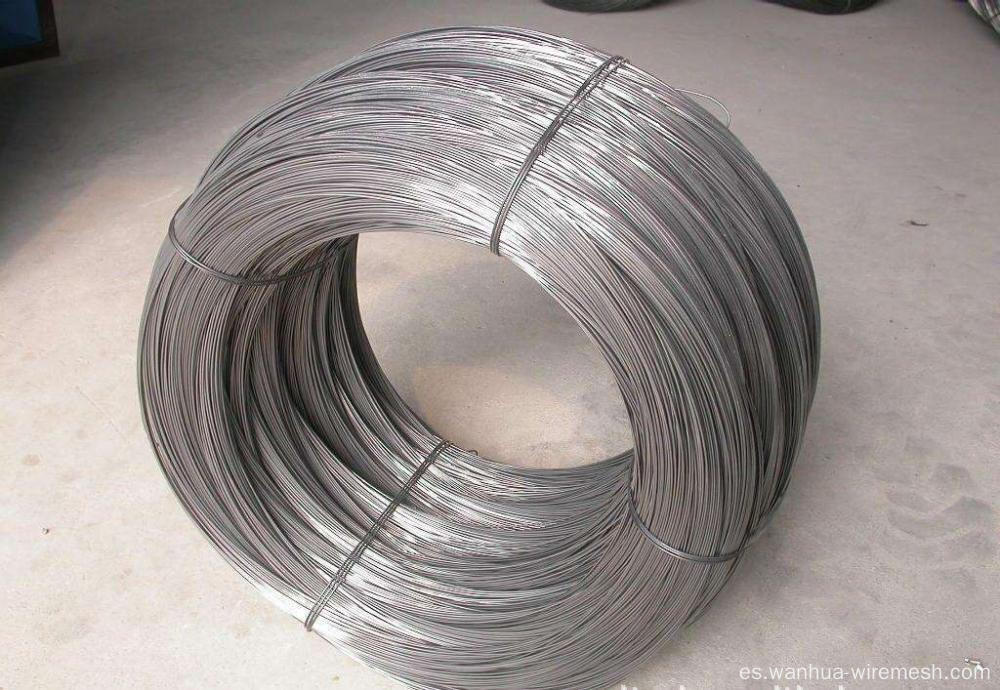 Cable de acero galvanizado 2.0mm Zn-Al-Alloy