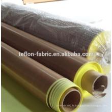 Rubans en tissu PTFE isolants thermiques