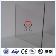 Plástico de poliestireno de 1mm PS