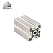 nouveau profilé d'encadrement en T en aluminium extrudé de style 60x60