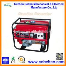 5Kva Générateur d'essence électrique unique 5KW Prix 13HP 188F GX390