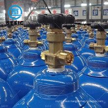 CGA series industrial / medical oxygen cylinder safety valve