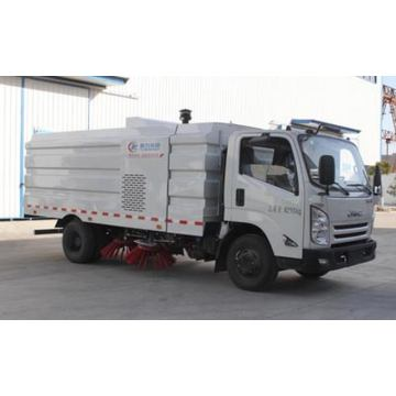 JMC 7CBM Vacuum Road Sweeper รถบรรทุก