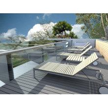 Décoration durable en plein air WPC