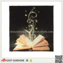 Microfiber Cleaning Cloth for Glass (DH-MC0463)
