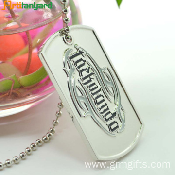 Order Dog Tags Made By Iron