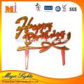 Chine gros joyeux anniversaire gâteau décoration