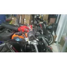 Venta al por mayor 22 mm protector de la motocicleta palanca de plástico protector protector manetas de embrague guardia para Aprilias RSV4 para triunfos CRF