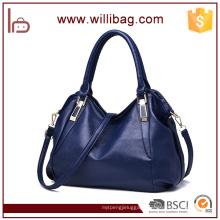 European Style Fashion Handbag For Lady Custom Tote Bag