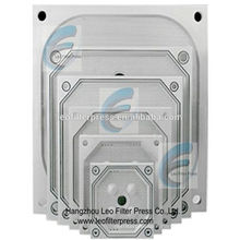 Leo Filter Press Filter Press Plate,Filter Press Plates for Recessed Plate Filter Press and Membrane Filter Press