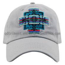 Algodón de moda hasta el bordado deportivo de golf de gorra de béisbol (TMB0911)