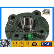 Carcaça do rolamento (FC205) com rolamento de esferas da inserção (UC205) (UCFC205)