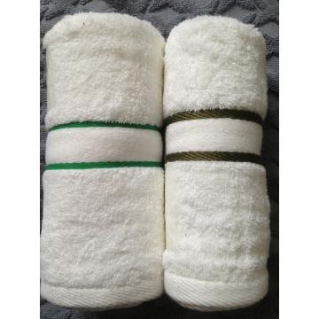 100% Хлопок Отель Dobby Design Towel Set