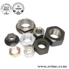 Peça de maquinaria de aço inoxidável de alto desempenho