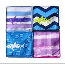 Ультрамягкое быстросохнущее спортивное полотенце из микрофибры (BC-MT1029)