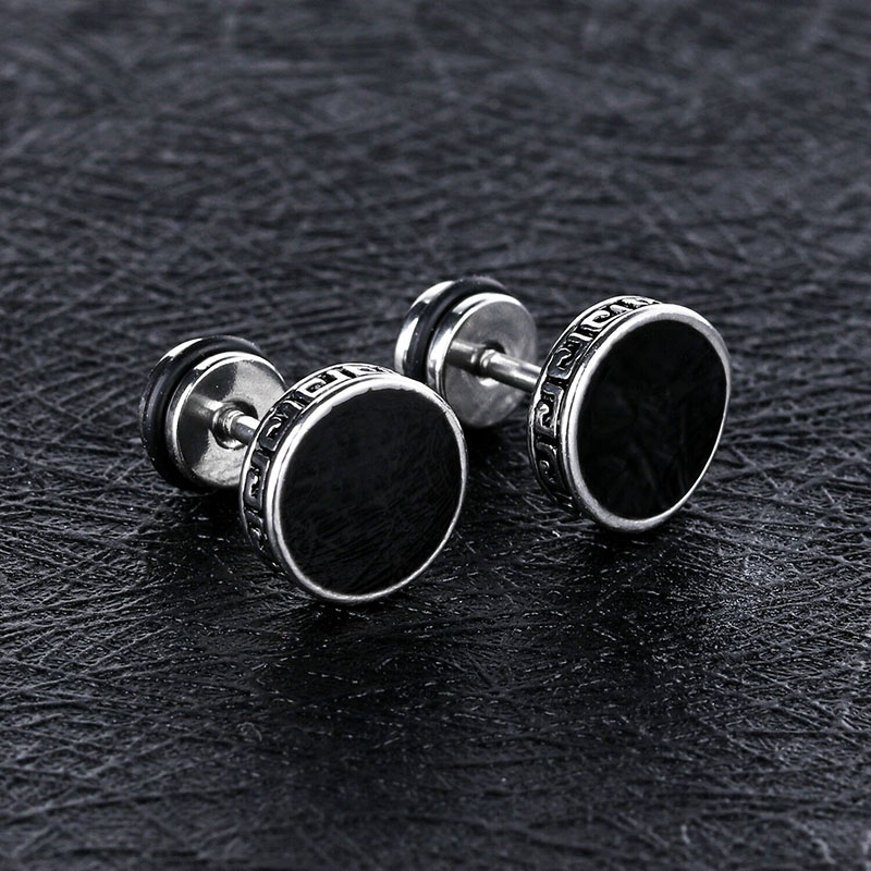 Stud Earrings For Men