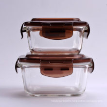 Glass Storage Container Food