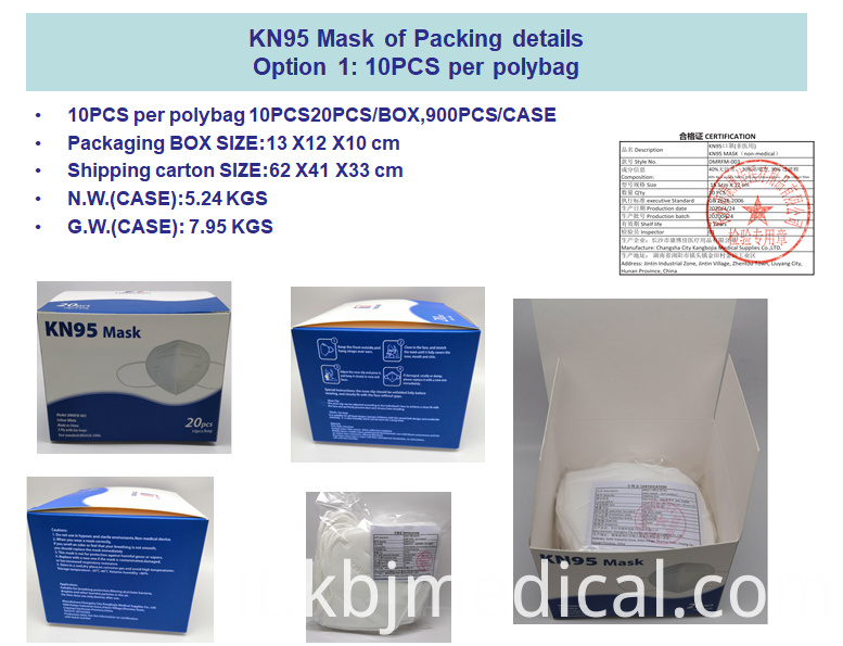 KN95 PACKING2