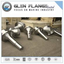 Pièces forgées en acier inoxydable de Od400mm-Od5000mm ANSI/fr