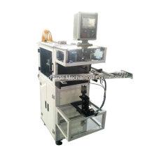 Machine d'insertion automatique de papier à fente rotative