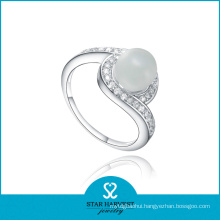 Elegant Woman Silver Ring Jewellery with 2 Days Deivery (R-0446)