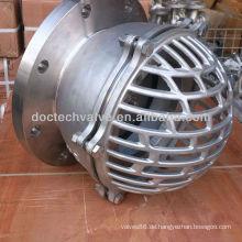 Carbon Stahl Fußventil