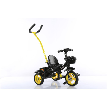Fashion Children Baby Tricycle with Handle Bar