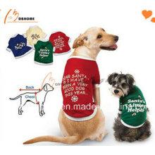2015 новый дизайн дешевая одежда для собак красочная футболка для собак