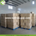 Fruits d'approvisionnement d'usine emballant l'UE Goji Berry