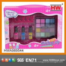Новый дизайн для девочек Набор для детских игрушек косметический набор