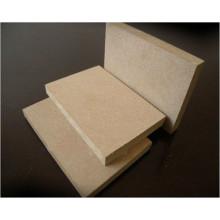4X8 Impermeável E1 / E2 Preço Baixo Plain / Raw MDF De Professioal Fabricante