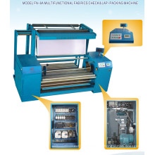Fur Fabric Inspecting and Packing Machine