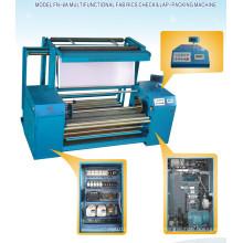 Машина для проверки и упаковки меховой ткани