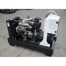 Бесшумный дизельный генератор Kubota 10кВт