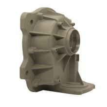 Metal powder coating auto precision die casting aluminum parts