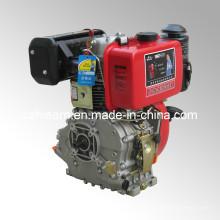 Dieselmotor mit Spline Schaft Rot Farbe (HR186FA)
