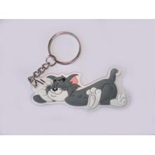 Tom Key Chain, Cat Shaped Key Ring (GZHY-KA-034)