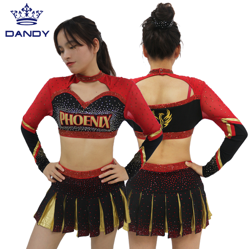 full cheer uniform uk