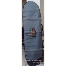 2015 silver color with Cali bear design sup bag,surfboard cover