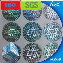 Hologram Sticker Waterproof Laser Security Label