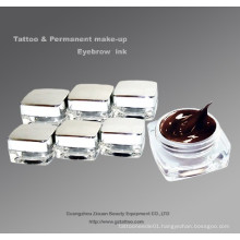 Permanent Makeup Eyebrow Tattoo Pigment