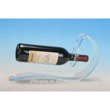 Kundengebundener Acrylwein-Flaschen-Anzeigen-Halter