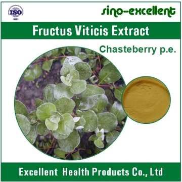 100% natürlicher Fructus Viticis PE / keusche Baumbeere PE