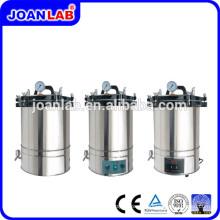 Fabricante de esterilizador a vapor de pressão portátil JOAN lab