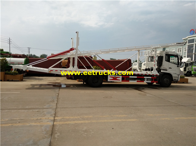 Hydraulic Towing Trucks