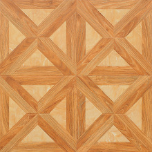 Plancher stratifié insonorisant de chêne de relief de ménage de 12.3mm AC4
