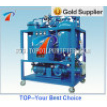 Sistema de purificación de aceite de turbina de vapor y gas (TY-100)