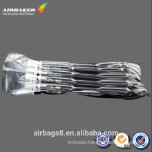 Shipping and security package black toner cartridge air cushion bag