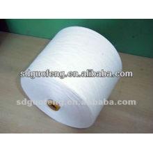 hilo de algodón de bambú caliente de la fibra de la venta 21s 30s 40s 50s tejido