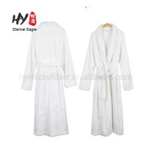 Roupão de banho personalizado hotel 100% algodão adultos